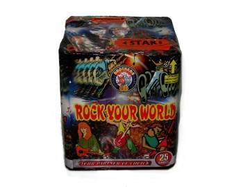 BATERIE VÝMETNIC ROCK YOUR WORLD 25 SH (BPE-F11) 12/ 1
